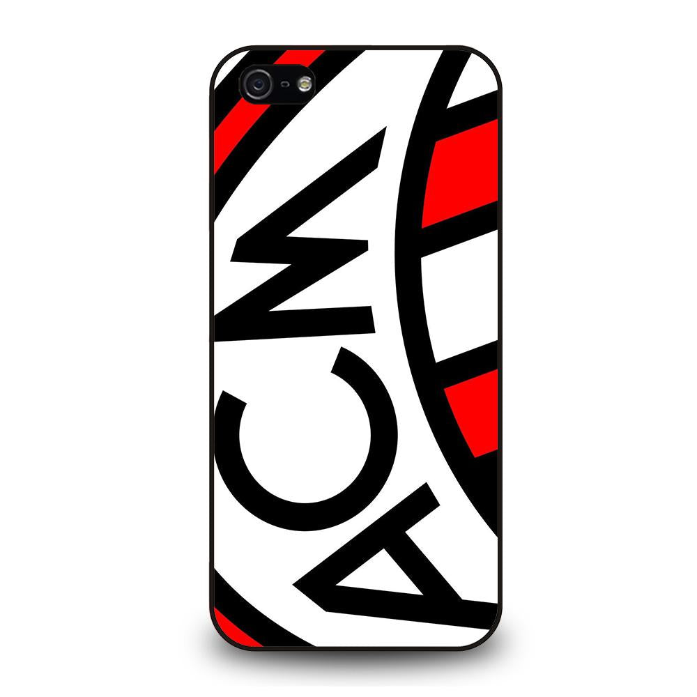 AC MILAN Football Cover iPhone 5 / 5S / SE