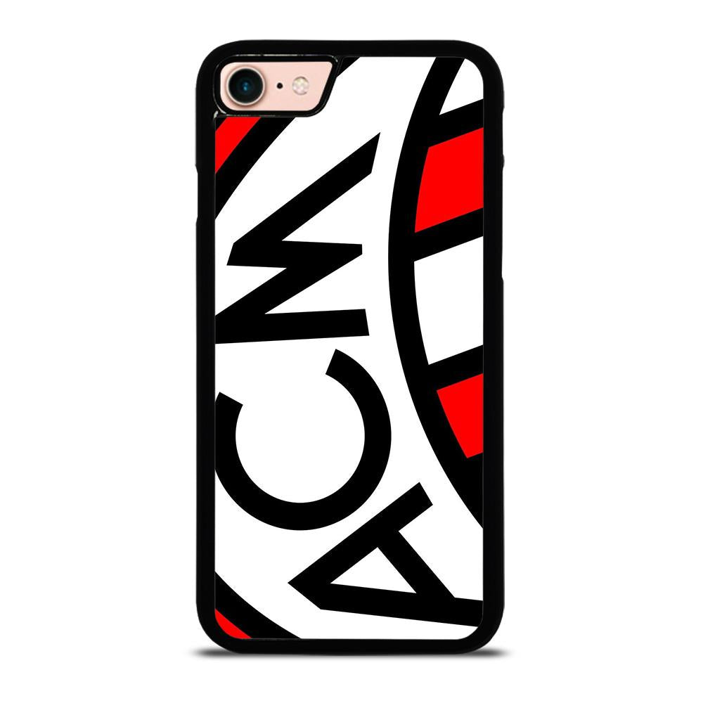 AC MILAN Football Cover iPhone 8