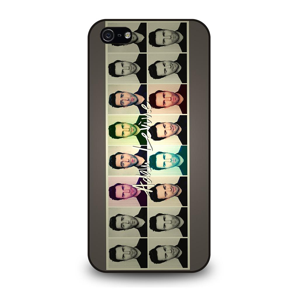 ADAM LEVINE MAROON 5 FACE Cover iPhone 5 / 5S / SE
