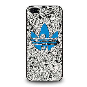 ADIDAS DOODLE DESIGN Cover iPhone 5 / 5S / SE - benecover