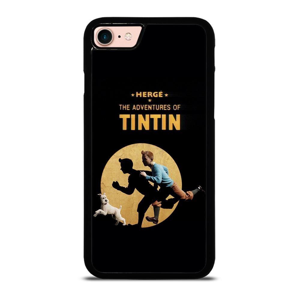 ADVENTURE OF TINTIN custodia cover iPhone8