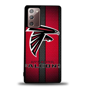 coque custodia cover fundas hoesjes j3 J5 J6 s20 s10 s9 s8 s7 s6 s5 plus edge B10352 Atlanta Falcon FF0373 Samsung Galaxy Note 20 Case
