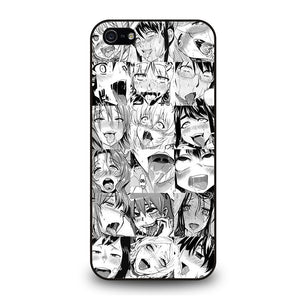AHEGAO PERVERT MANGA Cover iPhone 5 / 5S / SE - Negozio di custodie per Iphone|samsung|huawei custodia4cover.it