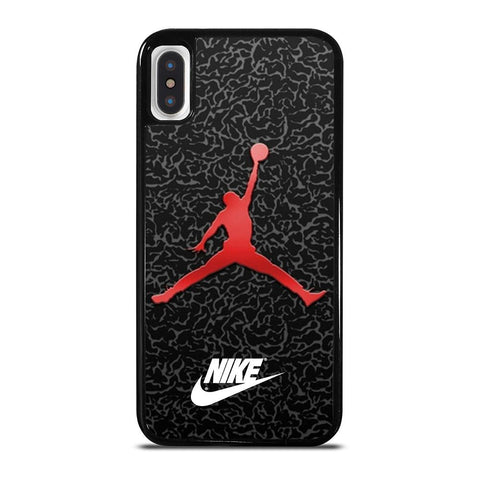 AIR JORDAN ELEPHANT cover iPhone X / XS,cover iphone x apple spigen ultra hybrid cover iphone x,AIR JORDAN ELEPHANT cover iPhone X / XS
