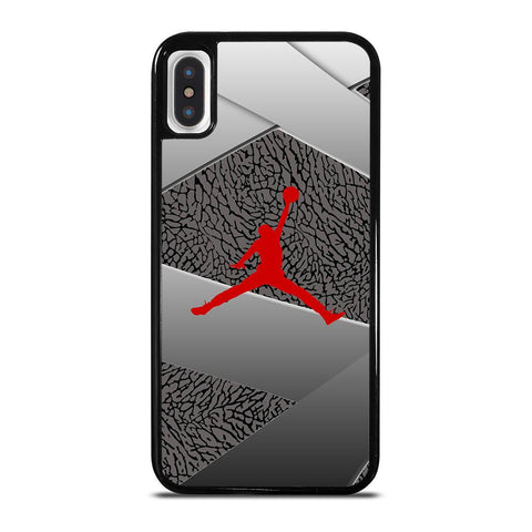 AIR JORDAN LOGO cover iPhone X / XS,cover iphone x van gogh cover iphone x apple silicone,AIR JORDAN LOGO cover iPhone X / XS