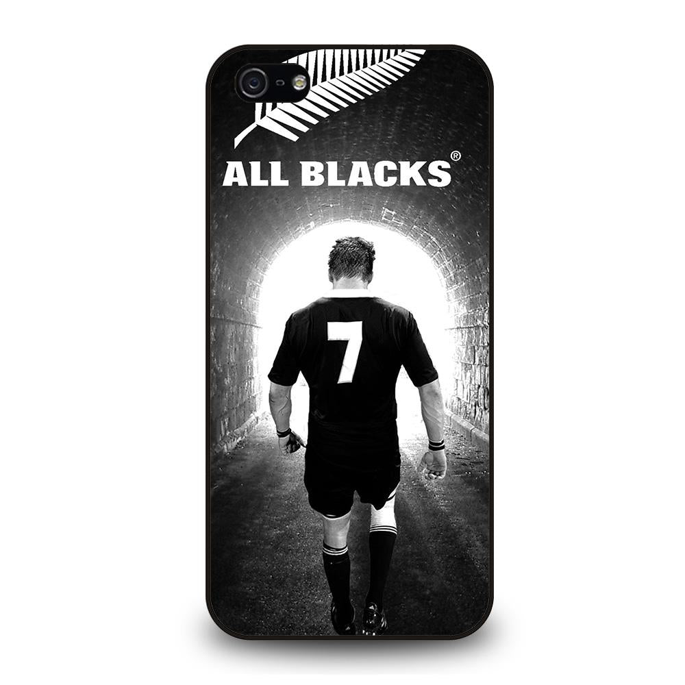 ALL BLACKS NEW ZEALAND RUGBY Cover iPhone 5 / 5S / SE - benecover
