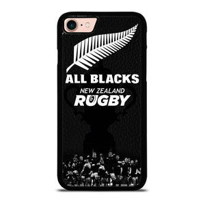 ALL BLACKS NEW ZEALAND RUGBY 2 custodia cover iPhone8