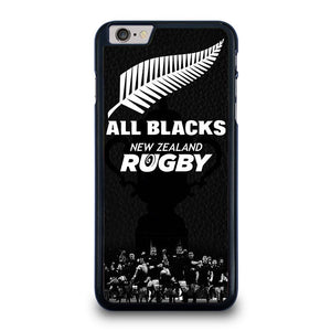 ALL BLACKS NEW ZEALAND RUGBY 2 Cover iPhone 6 / 6S