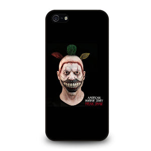 AMERICAN HORROR STORY TWISTY THE CLOWN Cover iPhone 5 / 5S / SE - Negozio di custodie per Iphone|samsung|huawei custodia4cover.it