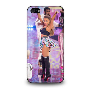 ARIANA GRANDE LEOPARD Cover iPhone 5 / 5S / SE - benecover
