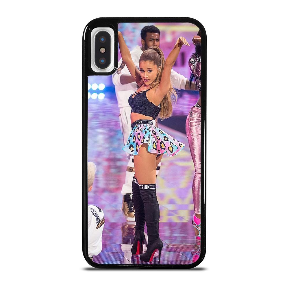 ARIANA GRANDE LEOPARD cover iPhone X / XS,cover iphone x silicone apple migliore cover iphone x,ARIANA GRANDE LEOPARD cover iPhone X / XS