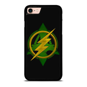 ARROW VS THE FLASH LOGO Cover iPhone 8