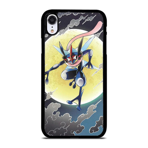 ASH GRENINJA POKEMON Cover iPhone XR,iphone xr cover originale cover iphone xr silicone apple,ASH GRENINJA POKEMON Cover iPhone XR