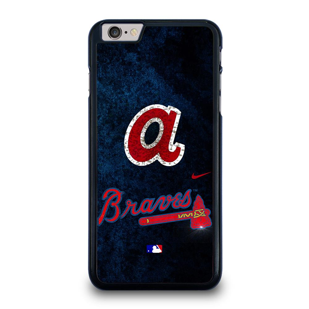 ATLANTA BRAVES MLB LOGO 2 Cover iPhone 6 / 6S Plus