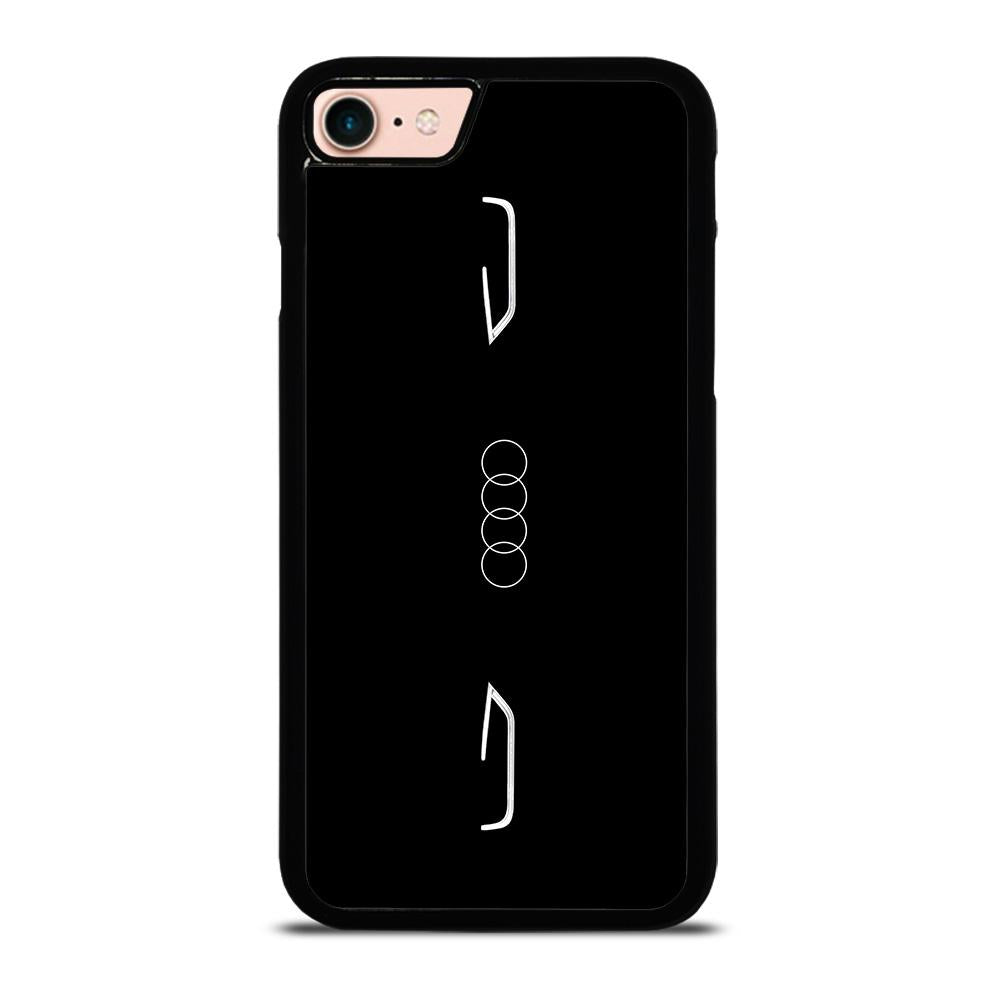 AUDI LOGO FRONT Cover iPhone 8