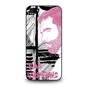 A DAY TO REMEMBER BAD VIBRATION JEREMY MCKINNON Cover iPhone 5 / 5S / SE