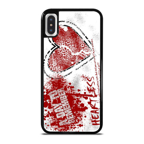A DAY TO REMEMBER HEARTLESS cover iPhone X / XS,apple store cover iphone x aliexpress cover iphone x,A DAY TO REMEMBER HEARTLESS cover iPhone X / XS