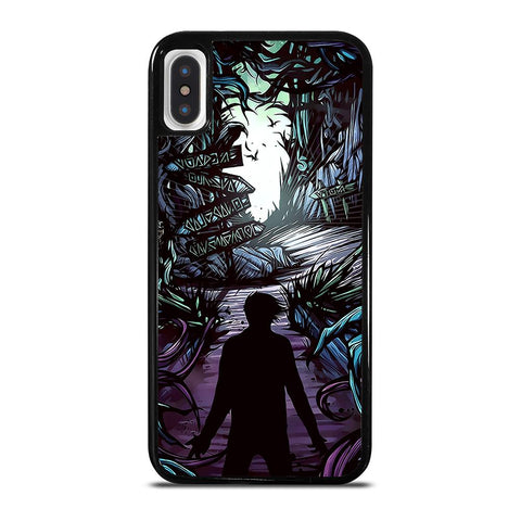 A DAY TO REMEMBER HOMESICK cover iPhone X / XS,cover iphone x vuitton cover iphone x apple,A DAY TO REMEMBER HOMESICK cover iPhone X / XS