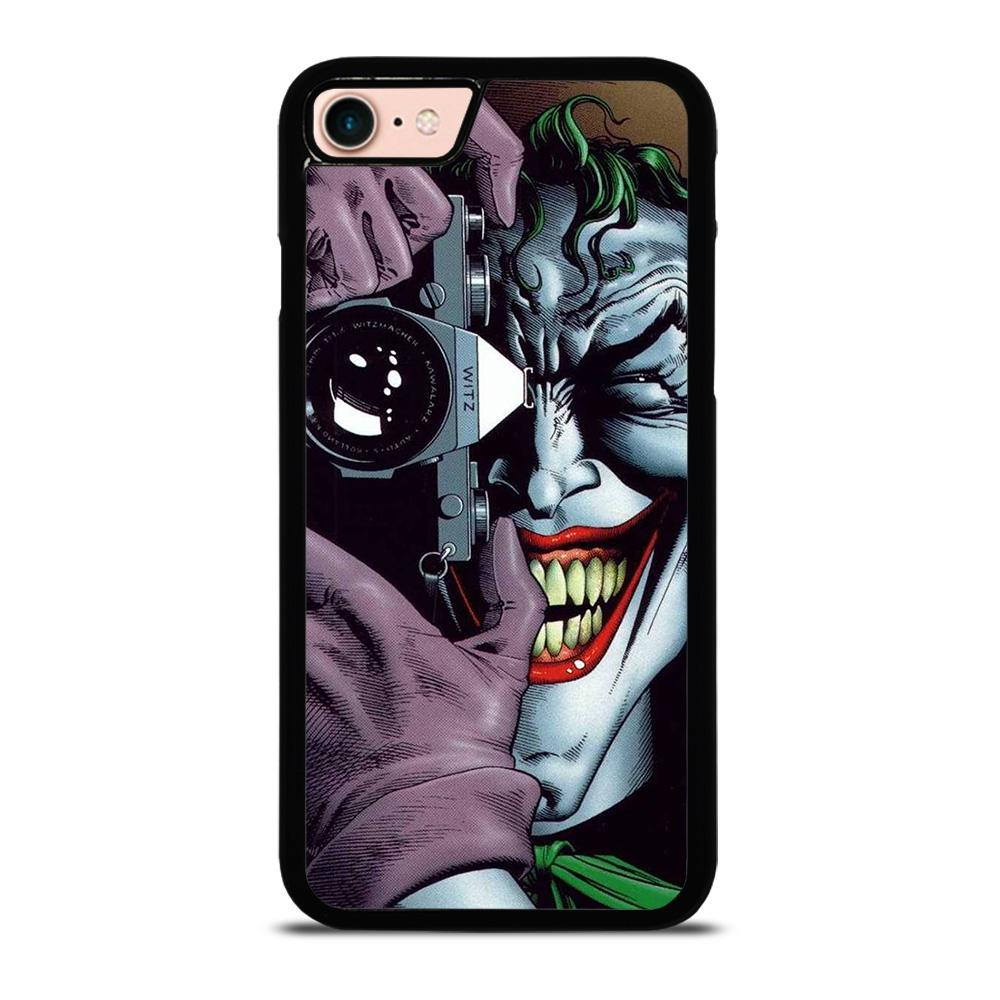 BATMAN KILLING JOKER Cover iPhone 8