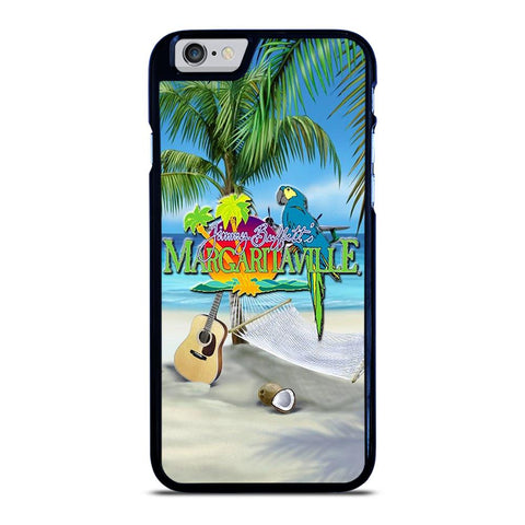 BEACH JIMMY BUFFETS MARGARITAVILLE 2 Cover iPhone 6 / 6S
