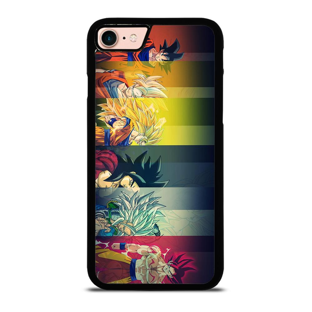 BEST GOKU DRAGON BALL Cover iPhone 8