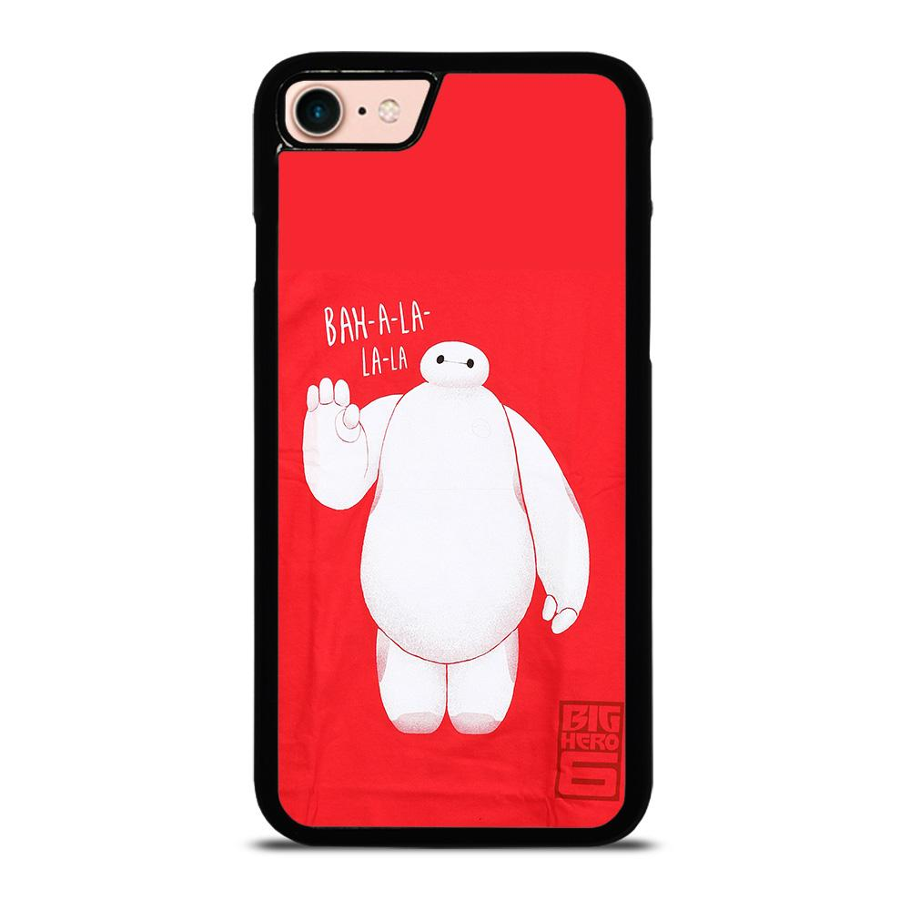 BIG HERO 6 BAYMAX FIRST PUMP Cover iPhone 8