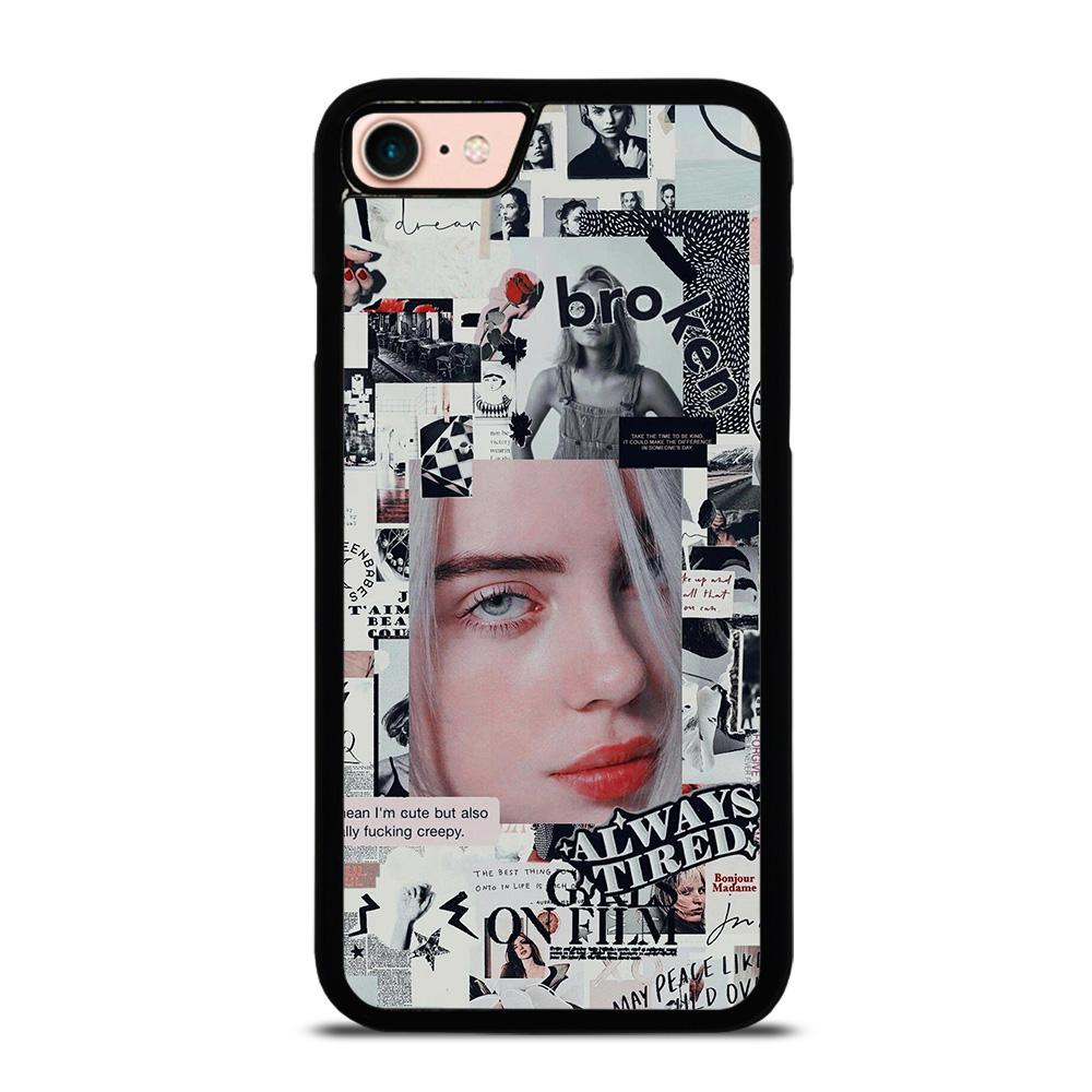 BILLIE EILISH COLLAGE 2 custodia cover iPhone8