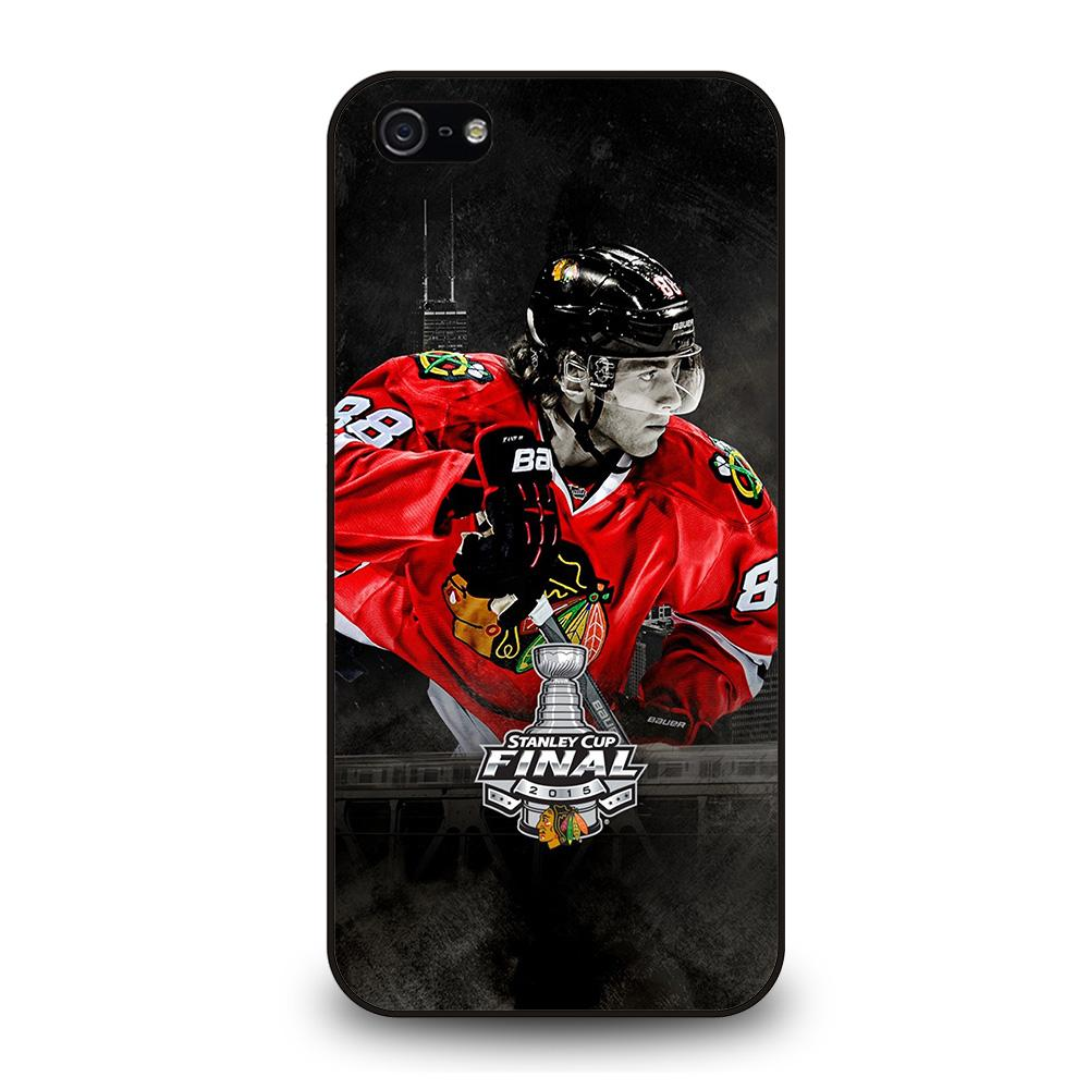 BLACKHAWKS HOCKEY CHICAGO CAPTAIN MORGAN Cover iPhone 5 / 5S / SE - Negozio di custodie per Iphone|samsung|huawei custodia4cover.it
