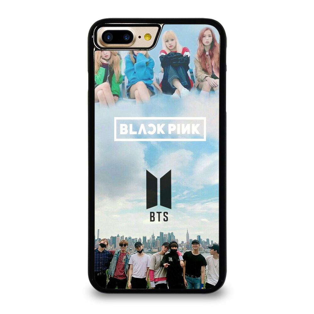 BLACKPINK VS BTS KPOP GROUP Cover iPhone7 Plus