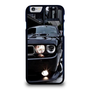 BLACK DODGE CHALLENGER Cover iPhone 6 / 6S