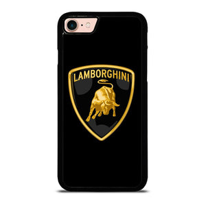 BLACK LAMBORGHINI Cover iPhone 8