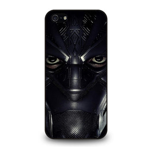 BLACK PANTHER FACE Cover iPhone 5 / 5S / SE - benecover