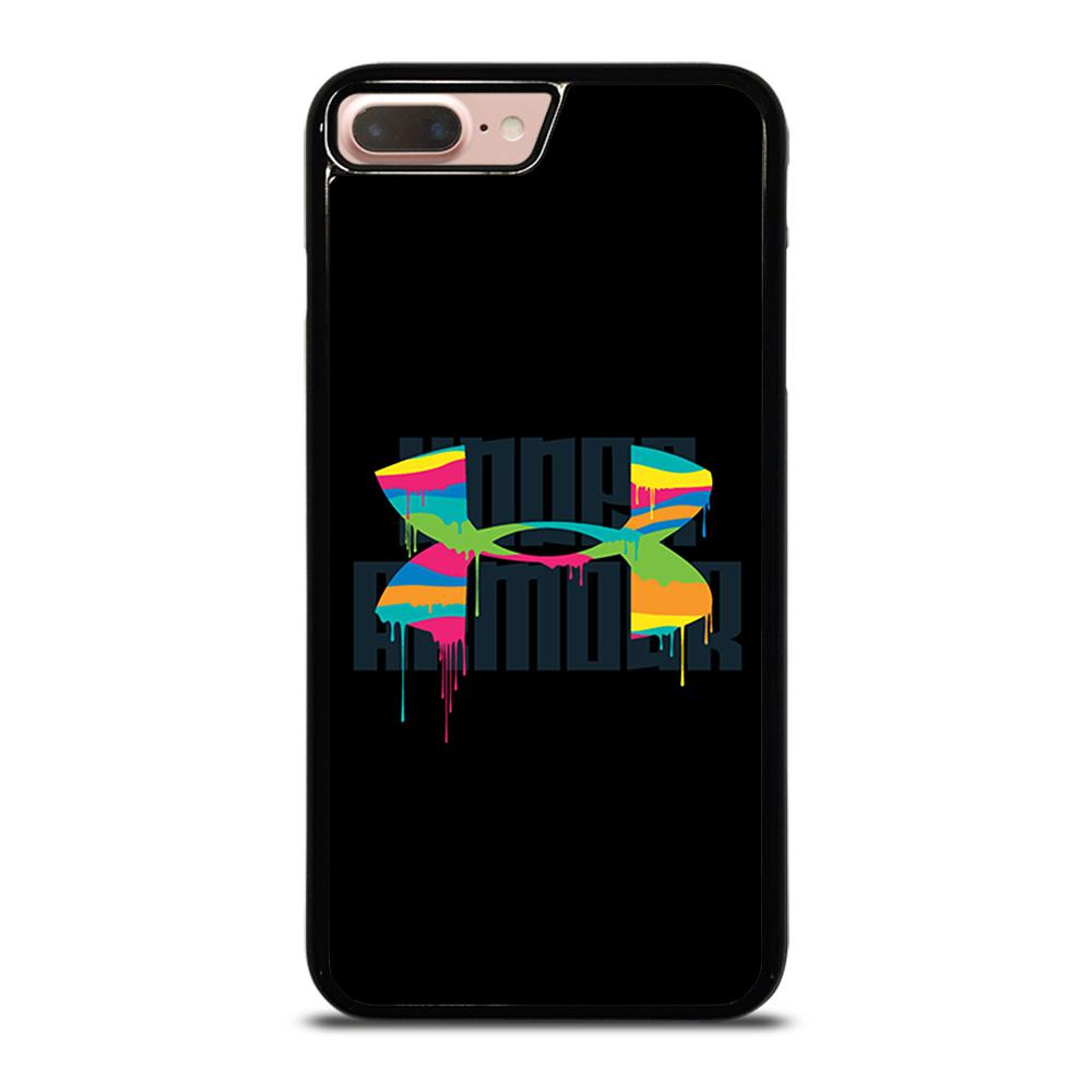 BLACK UNDER ARMOUR Cover iPhone 8 Plus,cover iphone 8 plus van gogh cover iphone 8 plus cellular line,BLACK UNDER ARMOUR Cover iPhone 8 Plus