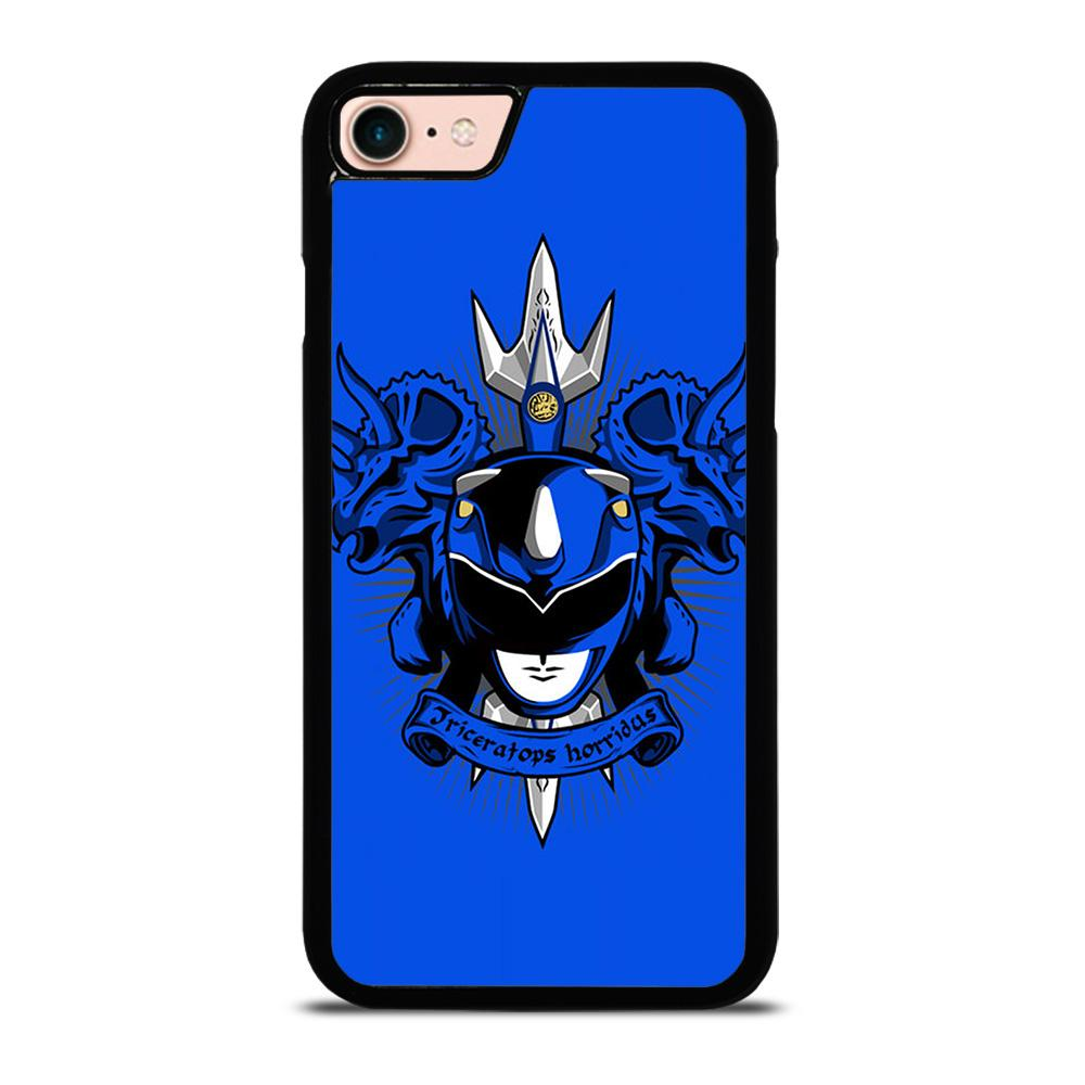 BLUE POWER RANGERS Cover iPhone 8