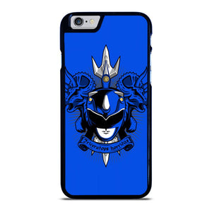 BLUE POWER RANGERS Cover iPhone 6 / 6S