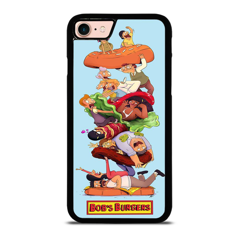 BOBS BURGERS FAMILY Cover iPhone 8