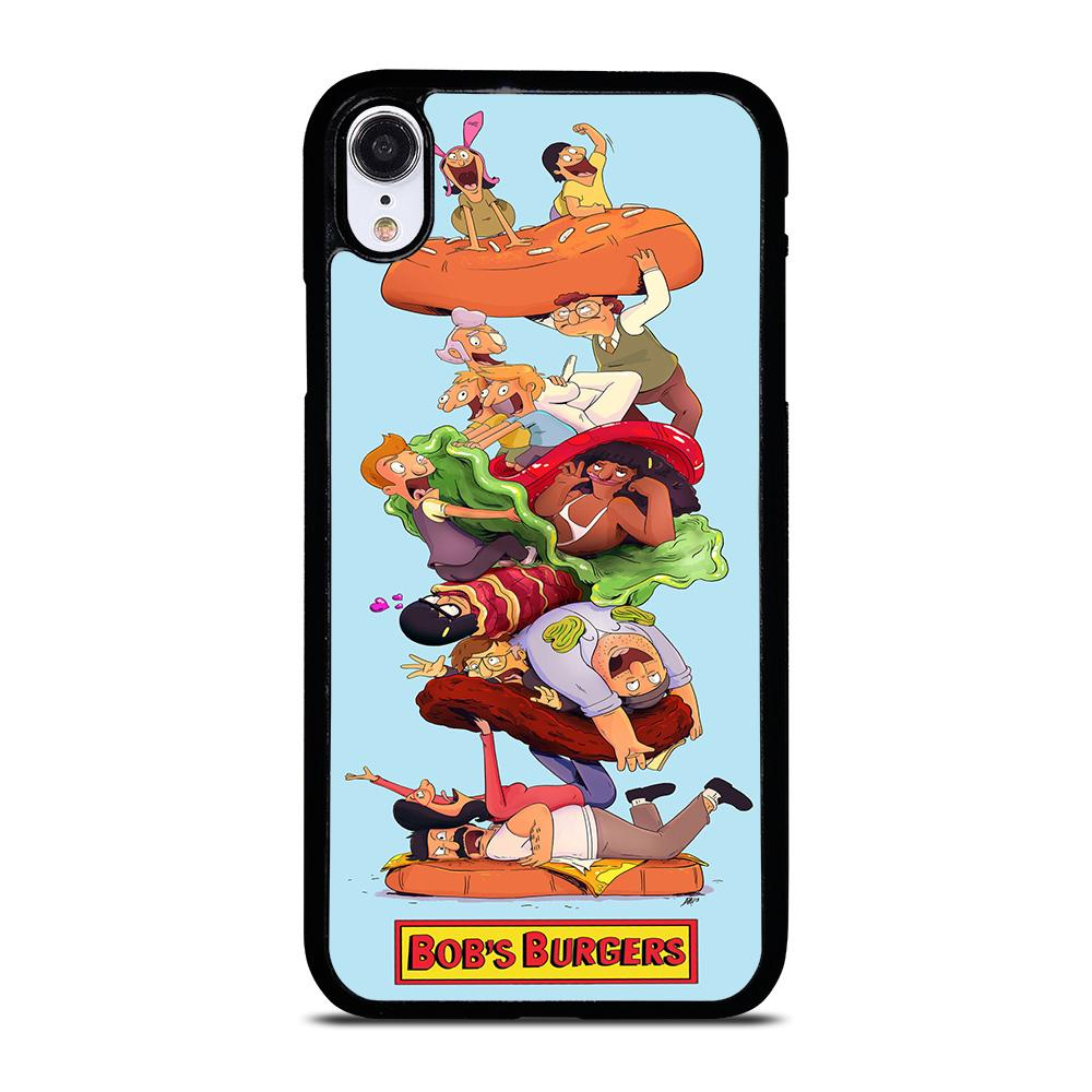 BOBS BURGERS FAMILY Cover iPhone XR,pantone cover iphone xr cover iphone xr chiara ferragni,BOBS BURGERS FAMILY Cover iPhone XR