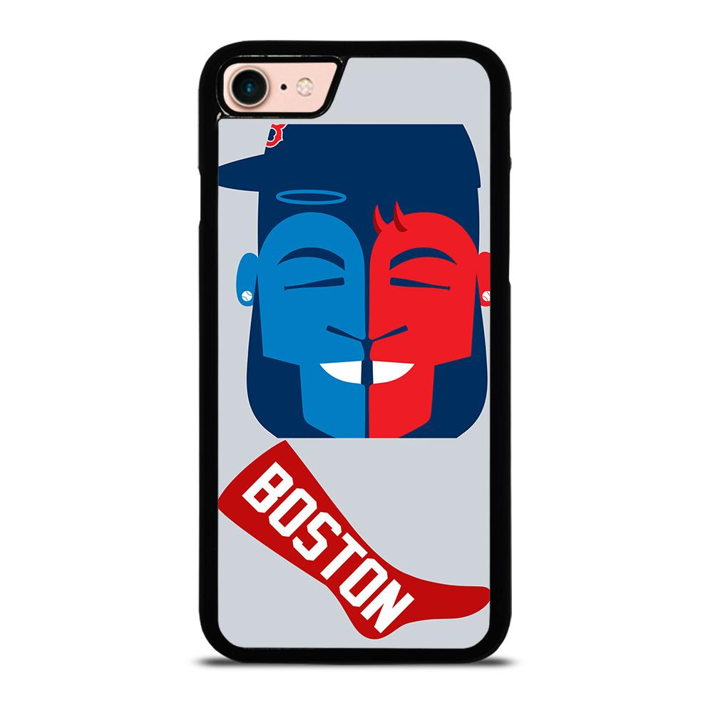 BOSTON RED SOX AND ORTIZ FACE Cover iPhone 8