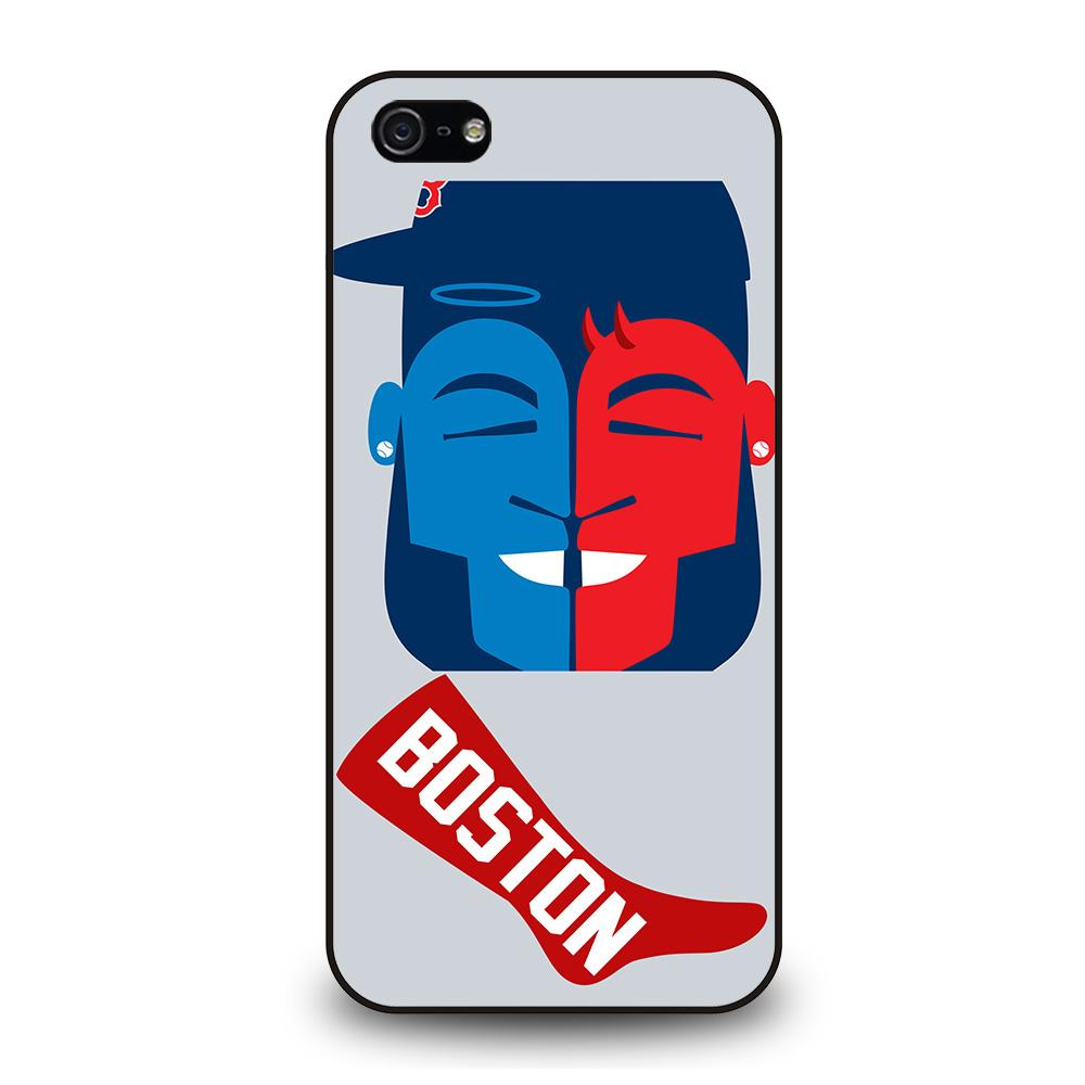 BOSTON RED SOX AND ORTIZ FACE Cover iPhone 5 / 5S / SE - benecover