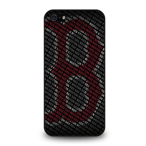 BOSTON RED SOX Cover iPhone 5 / 5S / SE - benecover