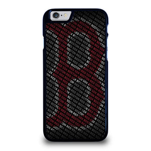 BOSTON RED SOX Cover iPhone 6 / 6S