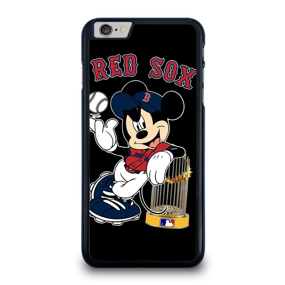 BOSTON RED SOX MICKEY MOUSE Cover iPhone 6 / 6S Plus