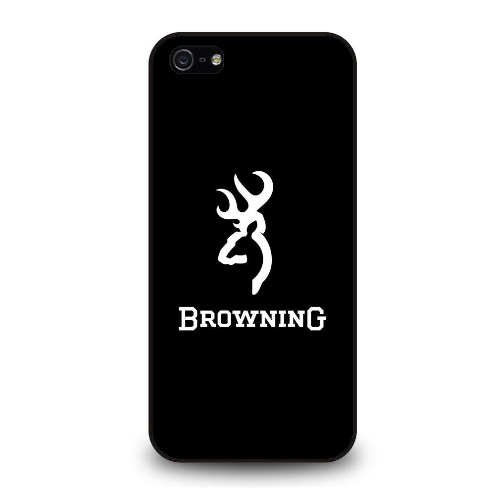 BROWNING ARMS LOGO Cover iPhone 5 / 5S / SE - Negozio di custodie per Iphone|samsung|huawei custodia4cover.it
