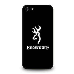 BROWNING ARMS LOGO Cover iPhone 5 / 5S / SE