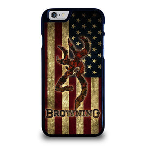 BROWNING USA FLAG Cover iPhone 6 / 6S