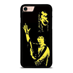 BRUCE LEE IN ACTION custodia cover iPhone8