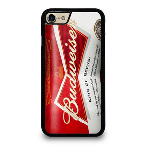 BUDWEISER CAN KING OF BEER Cover iPhone 7