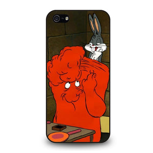 BUGS BUNNY AND GOSSAMER RED Cover iPhone 5 / 5S / SE - benecover
