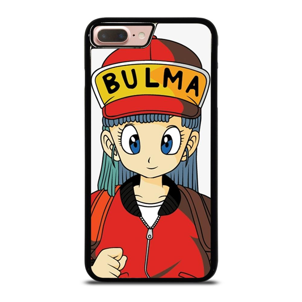 coque custodia cover fundas iphone 11 pro max 5 6 7 8 plus x xs xr se2020 C12627 BULMA DRAGON BALL iPhone 7 / 8 Plus Case