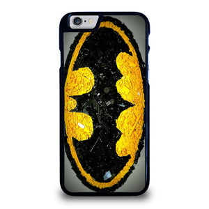 Batman Logo Black Yellow 2 Cover iPhone 6 / 6S